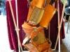 Clockwork prop leg at Bristol Comic Expo. Pic by Vicky Stonebridge