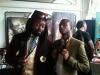 Yoms and Corey at Kapow